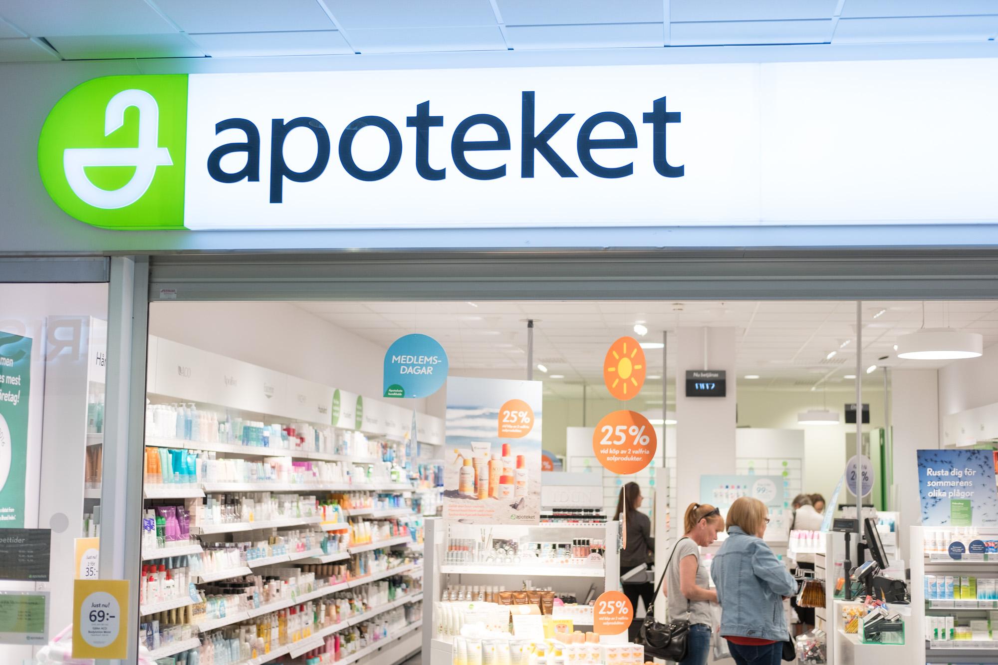 apoteket axet nyköping