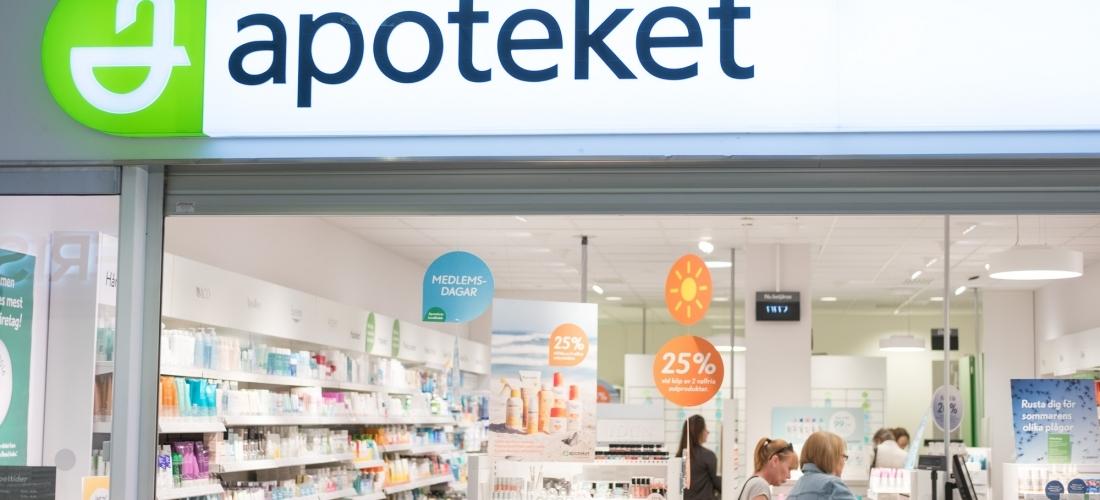 apotek nyköping öppet